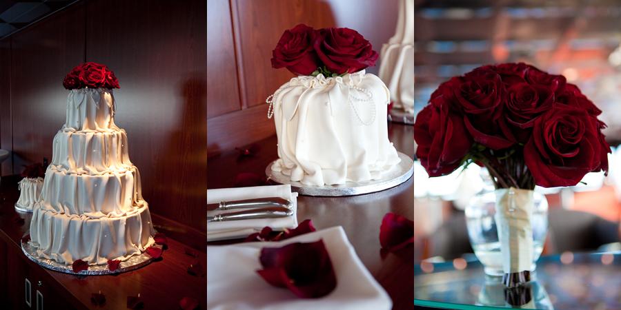 clark21 Donna & Paul: Ovation Yacht Wedding | Michigan Wedding Photography