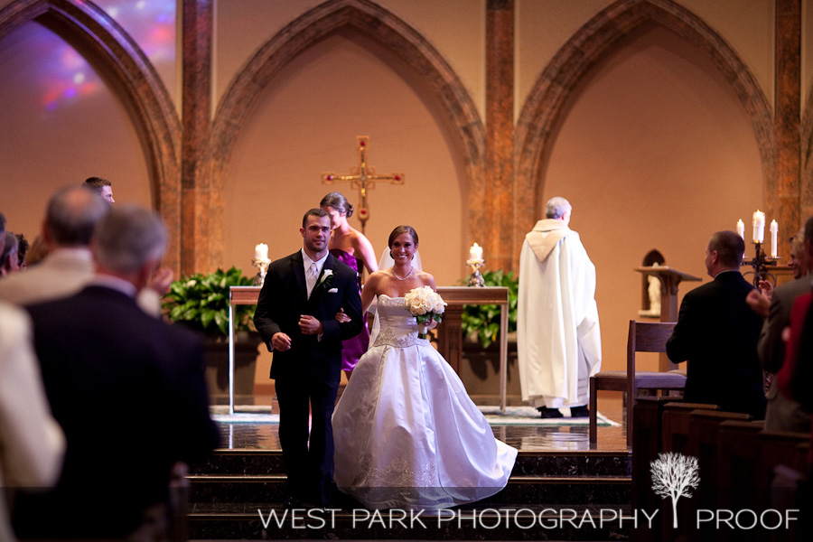 mengel14 Meredith & Mike  |   St. Ambrose & Grosse Pointe Yacht Club Wedding