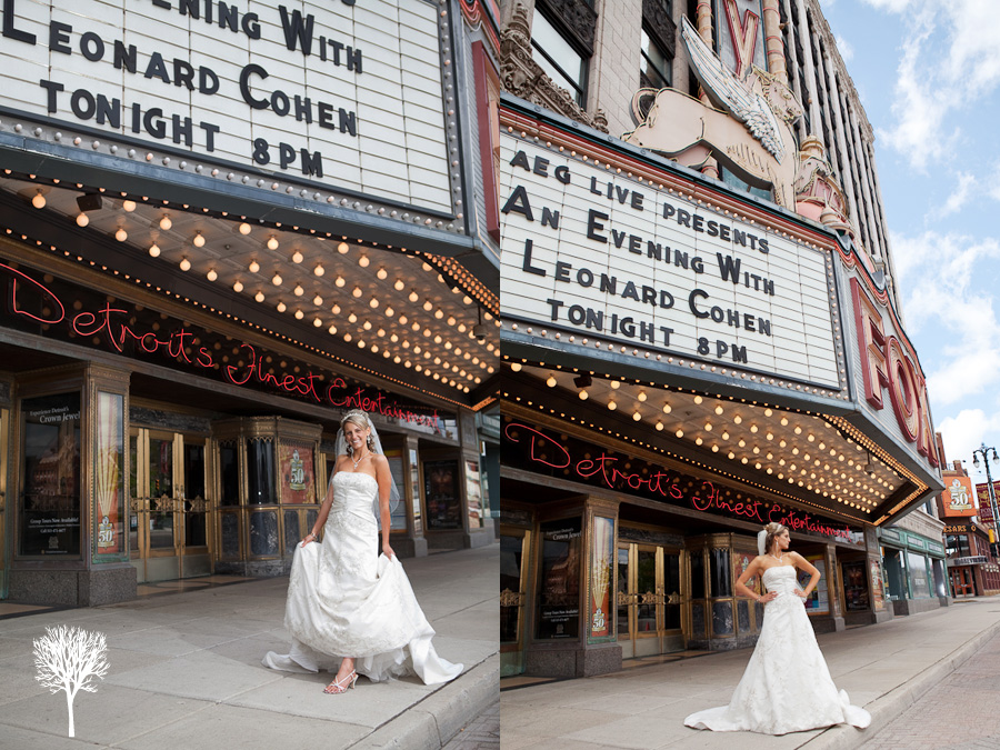 cara4 A Detroit Bridal Session with Cara | Detroit Wedding Photographers