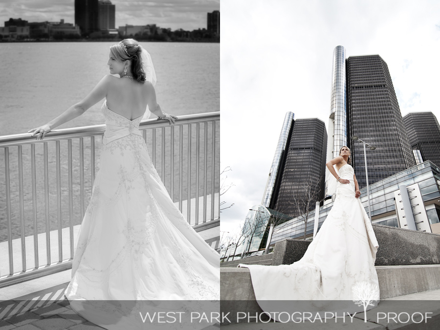 cara6 A Detroit Bridal Session with Cara | Detroit Wedding Photographers