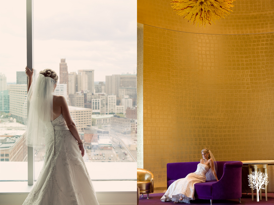 cara7 A Detroit Bridal Session with Cara | Detroit Wedding Photographers