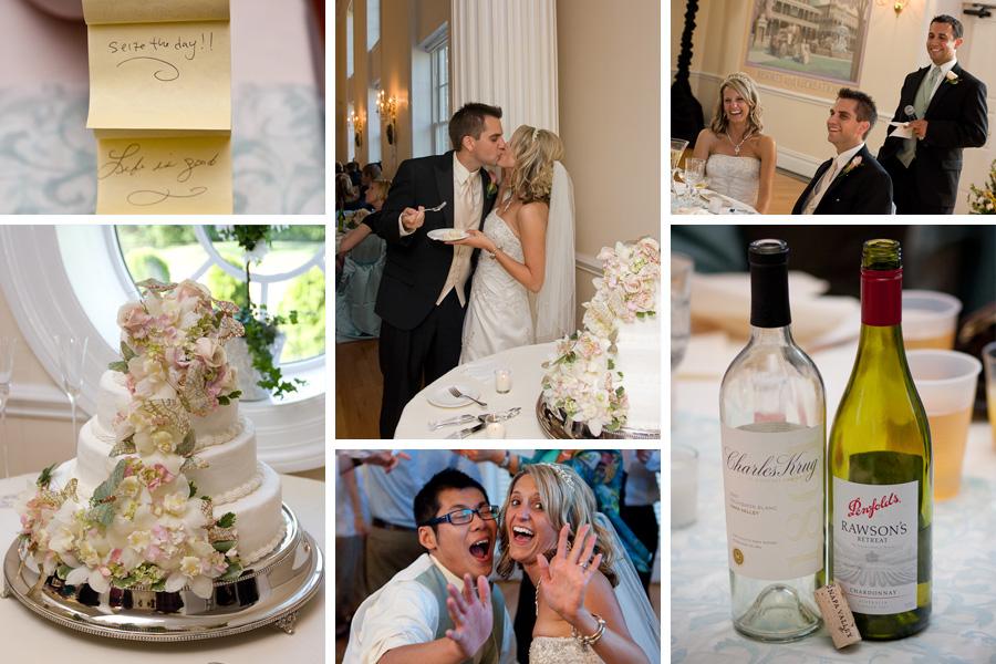 rawson15 Married:  Cara & Nick      St. Joseph, MI Wedding